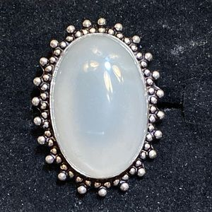 Moonstone ring size 8.5